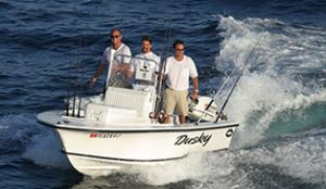 Dusky Marine - Custom Built Offshore & Shallow Water Fishing Boats