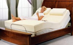 Custom Mattresses for Adjustable & Hospital Beds