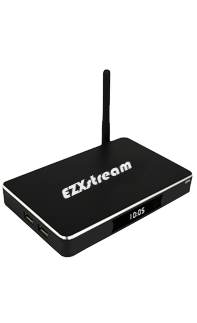 EZXstream TV Box