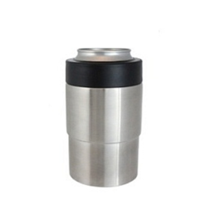BOSS Stainless Steel Vacuum Insulated Can & Bottle Beverage Holder