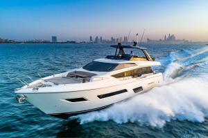 Ferretti Yacht 780