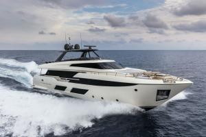 Ferretti Yachts 920 2018