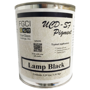 Black Lamp Pigment Dispersion