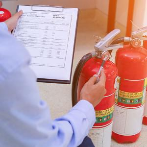 Marine Fire and Life Safety Services   Inspections