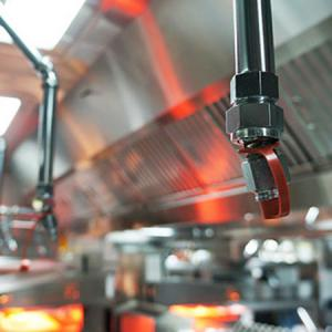Restaurant and Kitchen Hood Suppression Systems