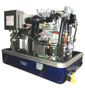AC 12 Mini DP Marine Generator