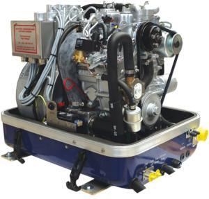 AC 4200K Marine Generator
