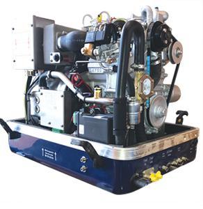 AC 8 Mini DP Marine Generator