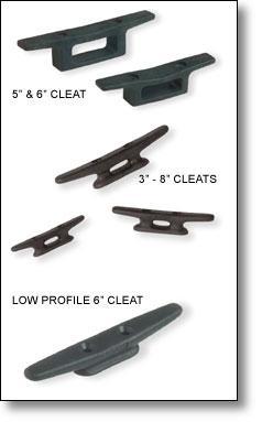 Cleats & Line Chocks