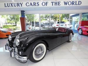 1956 Used Jaguar XK140 MC Roadtser