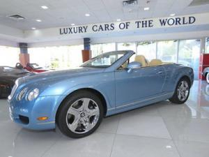 2007 Used Bentley Continental GT GTC Convertible
