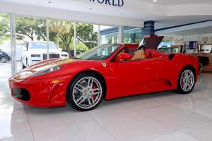 2007 Used Ferrari 430 Spider 6 SPEED MANUAL