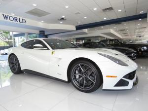 2014 Used Ferrari F12berlinetta 2dr Coupe
