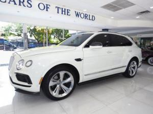 2017 Used Bentley Bentayga W12 AWD