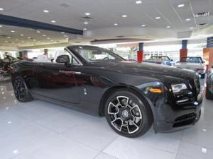 2018 Used Rolls-Royce Dawn Black Badge Convertible