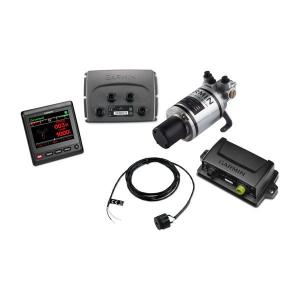 Compact Reactor™ 40 Hydraulic Autopilot w/ GHC™ 20