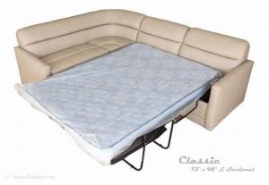 Convertible Sleeper Sectional