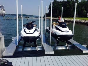 PWC Lifts | Personal Watercraft Lifts