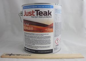 JustTeak Natural Sealer 4 Litre
