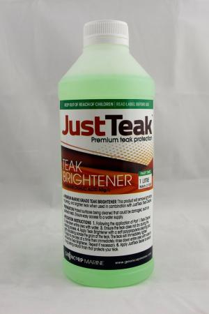 1 Litre JustTeak Brightener (Part 2)