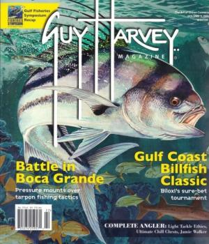 Guy Harvey Magazine - One Year Subscription (4 issues)