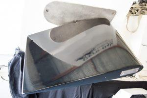 Ultra High Speed Fins for Marine Gyro Stabilizers