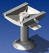 NorSap Seat Pedestals - NorSap 1111 Seat Pedestal, 230mm (9.1 in.)