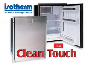 Isotherm Clean Touch Stainless Steel