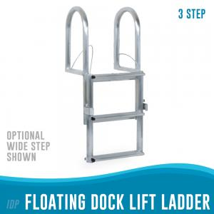 Floating Dock Lift Ladder