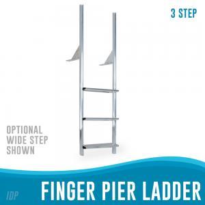 Finger Pier Dock Ladder