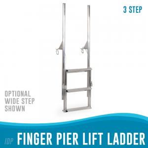 Finger Pier Lift Dock Ladder