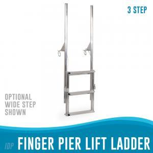 Finger Pier Lift Dock Ladder