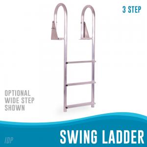Swing Dock Ladder