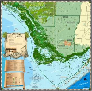 Florida Maps | Everglades