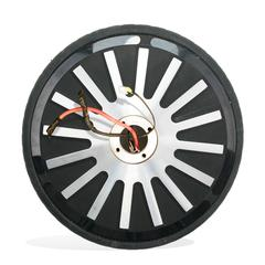 Front Wheel Containing Lithium Battery
