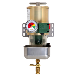 Single Filter Fuel System MK60S/K60S