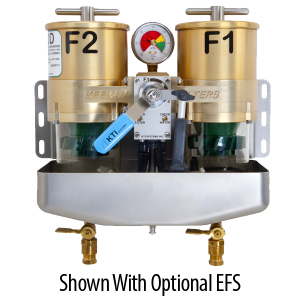Dual Filter Fuel System MK60D/K60D