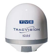 TracVision TV8 Marine Satellite TV Antenna System