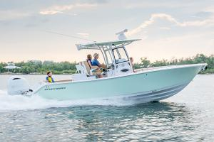 Sportsman Open 282 Center Console 2019