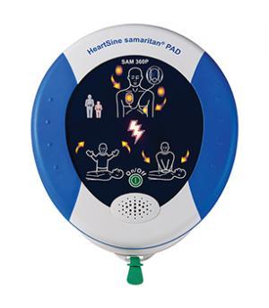 Tender AED: samaritan PAD 350/360P