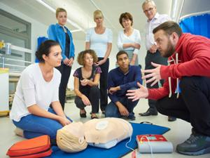 STCW'10 Proficiency in Medical First Aid: 3 Day + eLearning