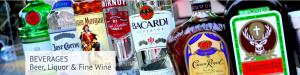 BEVERAGES Beer, Liquor & Fine Wine