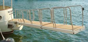 Double Telescopic Passerelles & Gangways