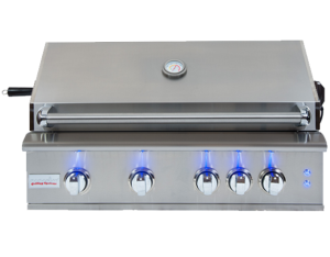 Paradise Grilling System's GSL-32 Professional grill