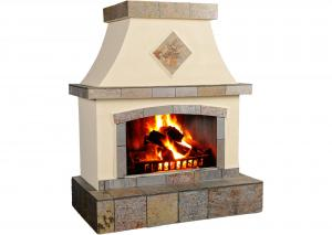 Paradise Fireplace