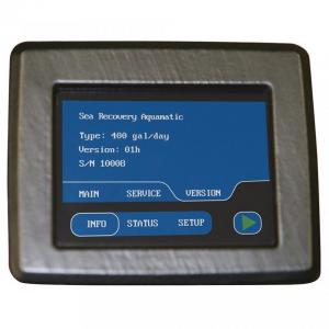 Sea Recovery Touch Screen Remote