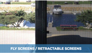Fly Screens / Retractable Screens