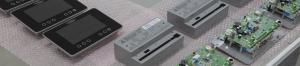 FALCON 120 Echo sounder display