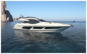 Sunseeker Sport Yacht