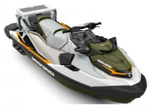 2020 SEA-DOO FISH PRO IBR + SOUND SYSTEM